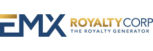EMX Royalty Corp. Logo