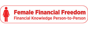 Female Financial Freedom Logo