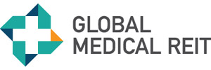 Global Medical REITs Logo