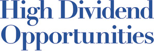 High Dividend Opportunities                                                                          Logo