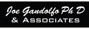 Joe Gandolfo, PhD & Associates Logo