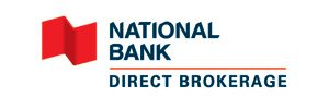 National Bank Direct Brokerage Logo