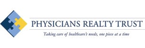 Physicians Realty Trust Logo