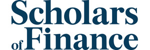 Scholars of Finance Logo