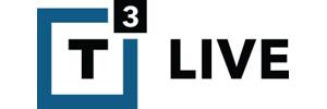 T3 Live, LLC Logo