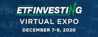 The World of ETF Investing Virtual Expo  Image