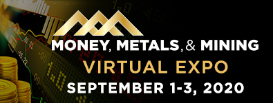 Money, Metals, & Mining Virtual Expo Image E