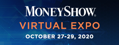 MoneyShow October Virtual Expo Image