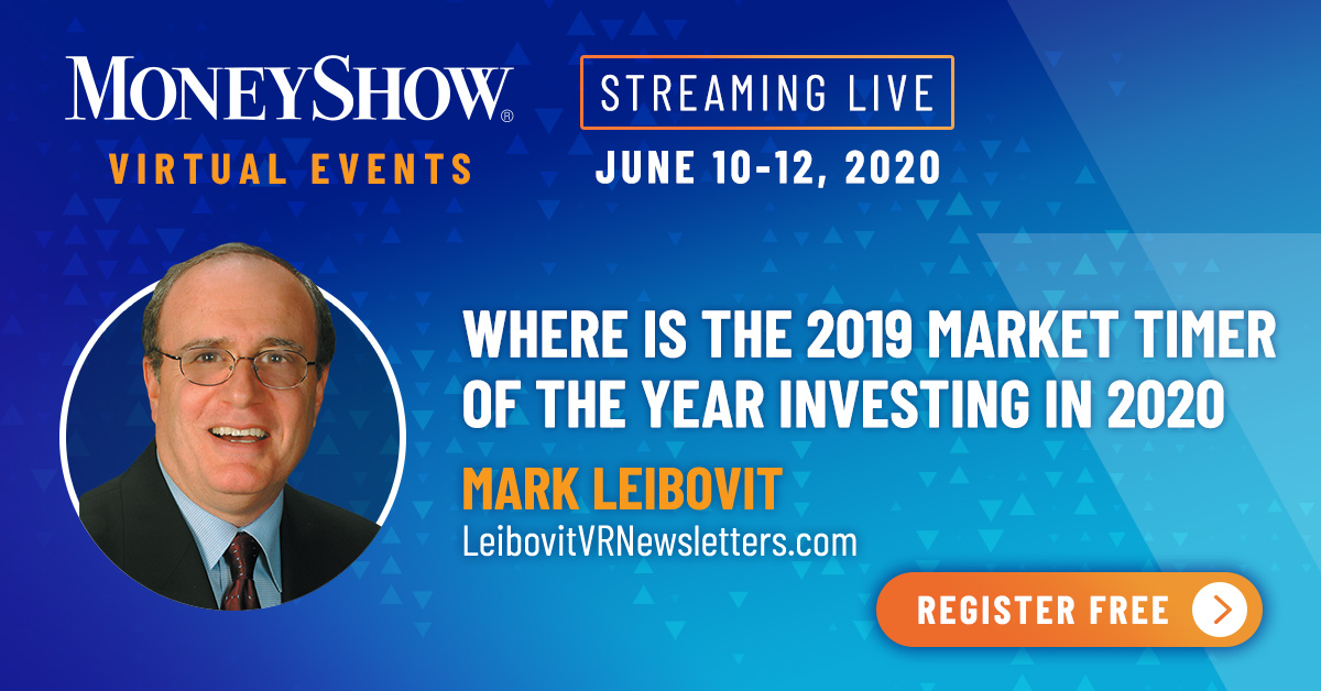 Where Is the 2019 Market Timer of the Year Investing in 2020?