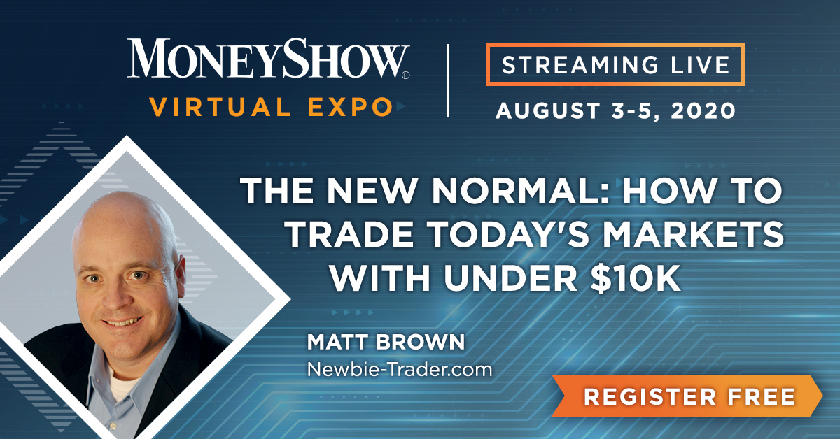The New Normal: How to Trade Today's Markets with Under $10k