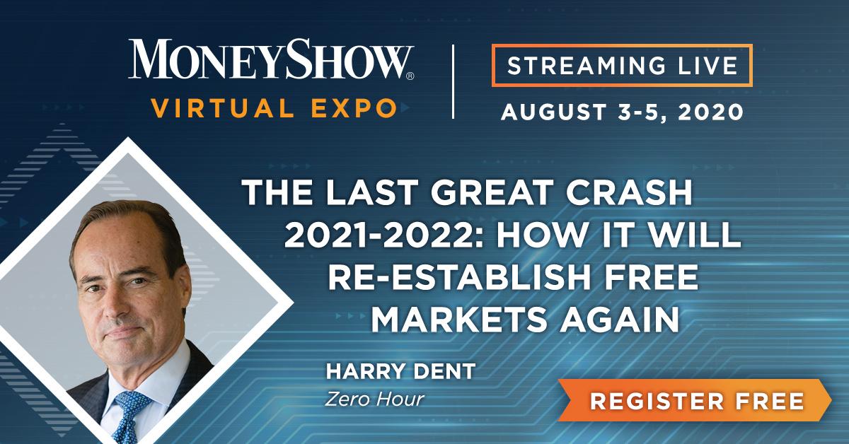 The Last Great Crash 2021-2022: How It Will Re-Establish Free Markets Again
