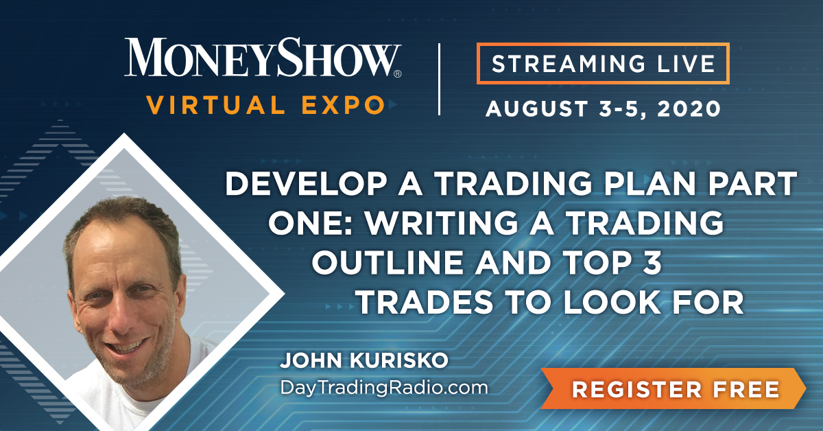 Develop a Trading Plan Part One: Writing a Trading Outline and Top 3 Trades to Look For