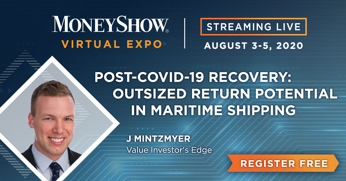 Post-Covid-19 Recovery: Outsized Return Potential in Maritime Shipping
