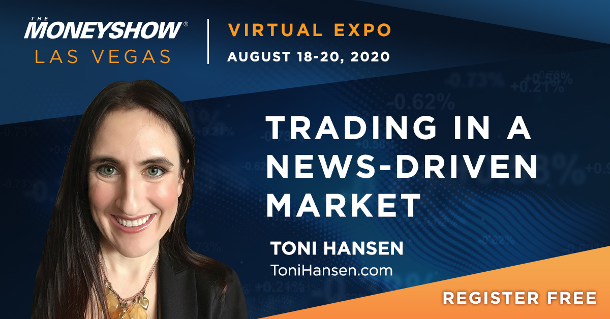 Trading in a News-Driven Market