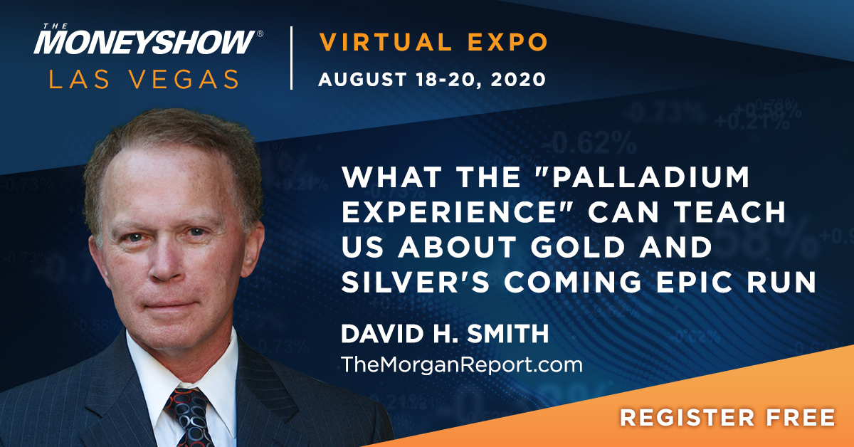 """What the """"Palladium Experience"""" Can Teach Us About Gold and Silver's Coming Epic Run"""