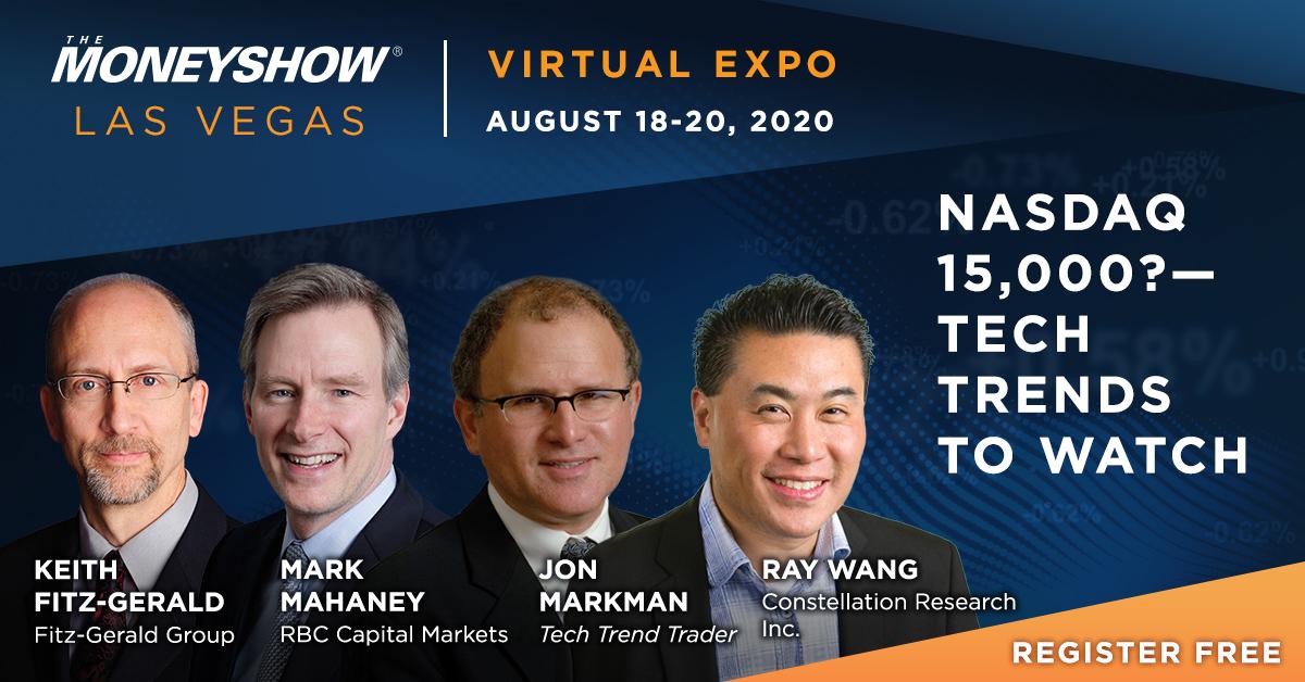 NASDAQ 15,000?--Tech Trends to Watch
