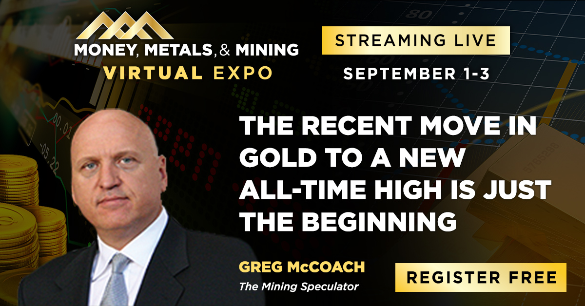 The Recent Move in Gold to a New All-Time High Is Just the Beginning