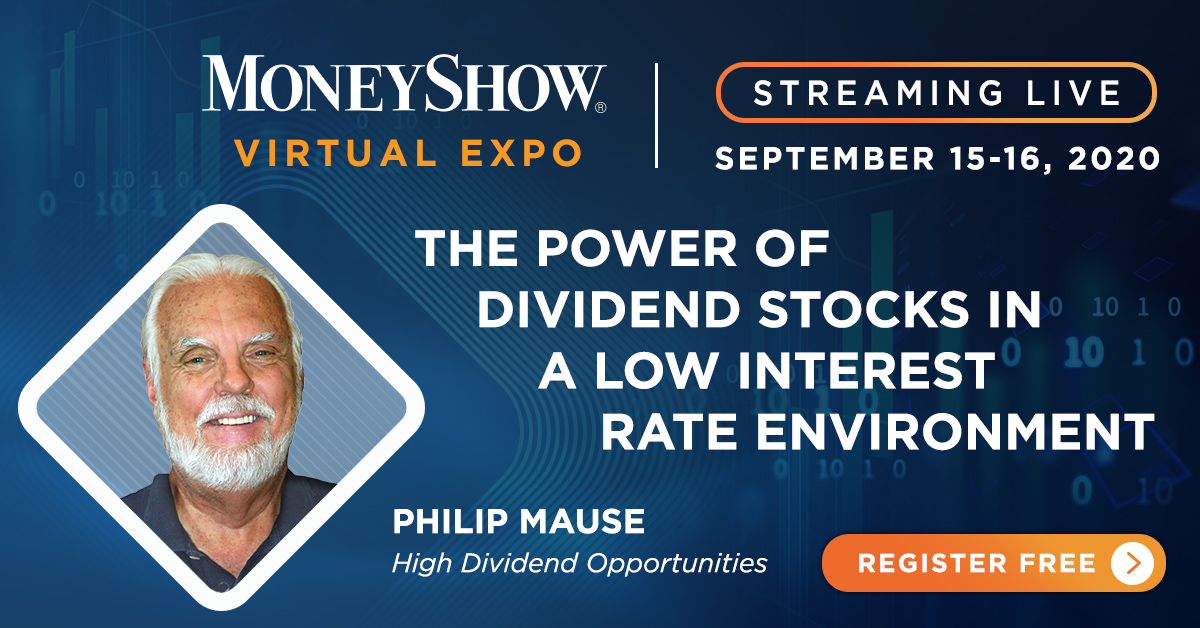 The Power of Dividend Stocks in a Low Interest Rate Environment