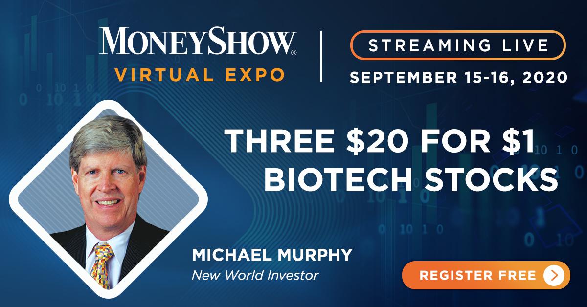Three $20 for $1 Biotech Stocks