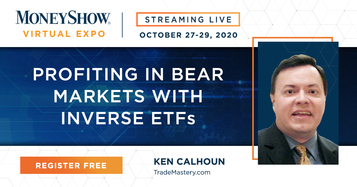 Profiting in Bear Markets with Inverse ETFs