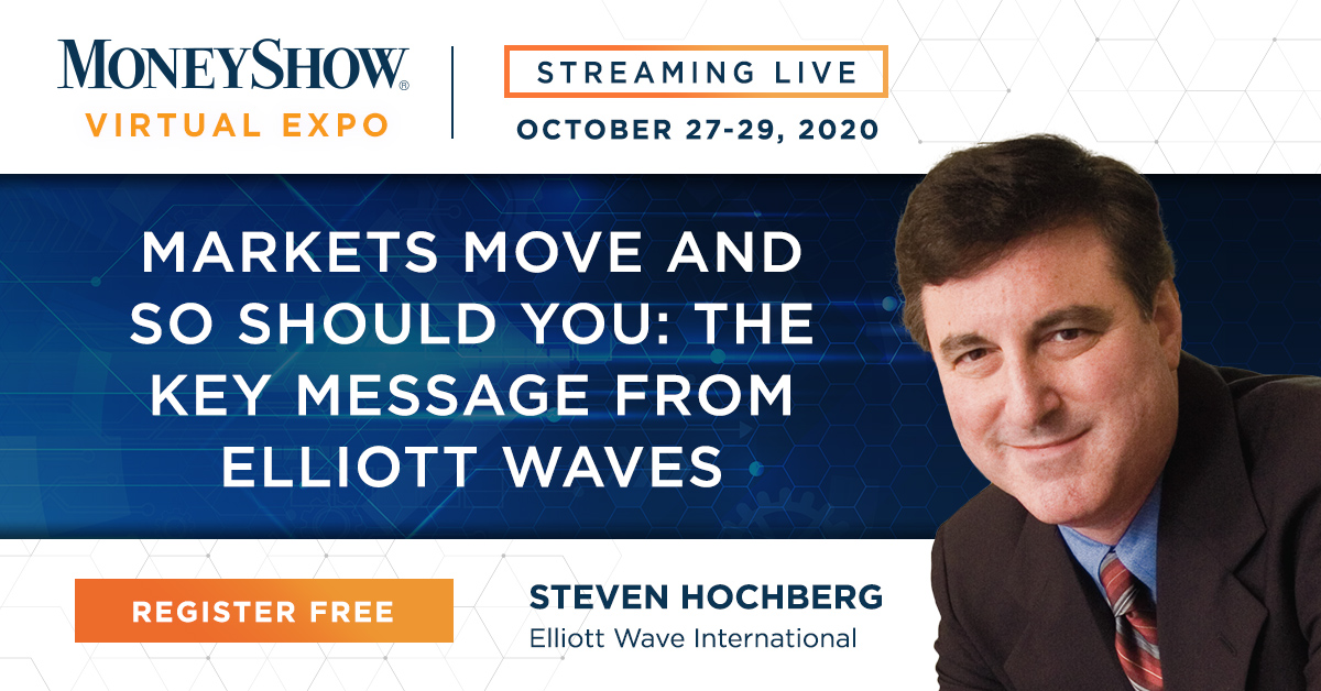 Markets Move and So Should You: The Key Message from Elliott Waves