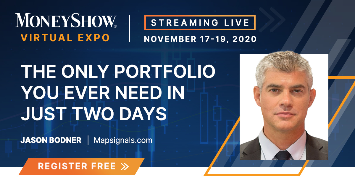 The Only Portfolio You Ever Need in Just Two Days