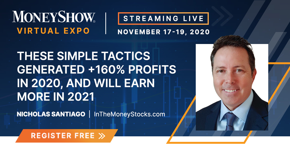 These Simple Tactics Generated +160% Profits in 2020, and Will Earn More in 2021