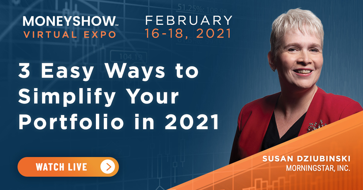 3 Easy Ways to Simplify Your Portfolio in 2021