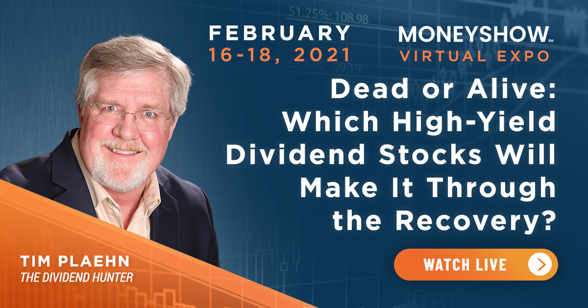 Dead or Alive: Which High-Yield Dividend Stocks Will Make It Through the Recovery?