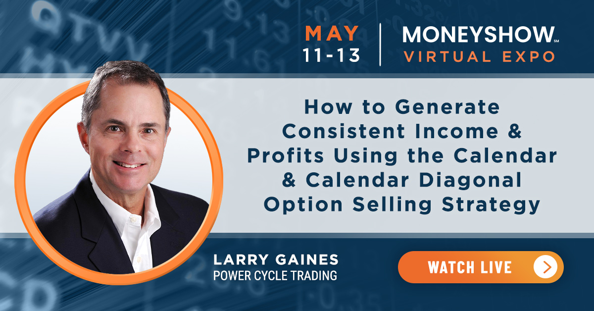 How to Generate Consistent Income & Profits Using the Calendar & Calendar Diagonal Option Selling Strategy