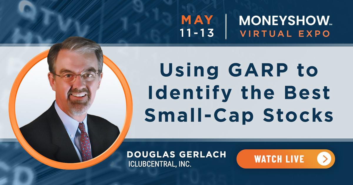 Using GARP to Identify the Best Small-Cap Stocks