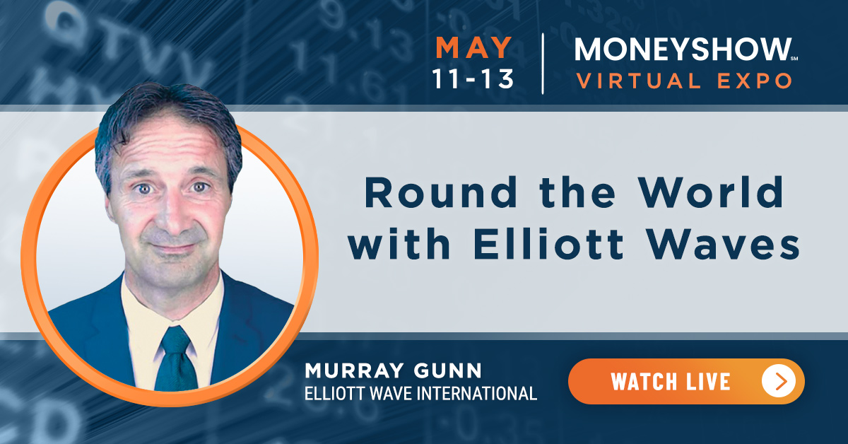 Round the World with Elliott Waves