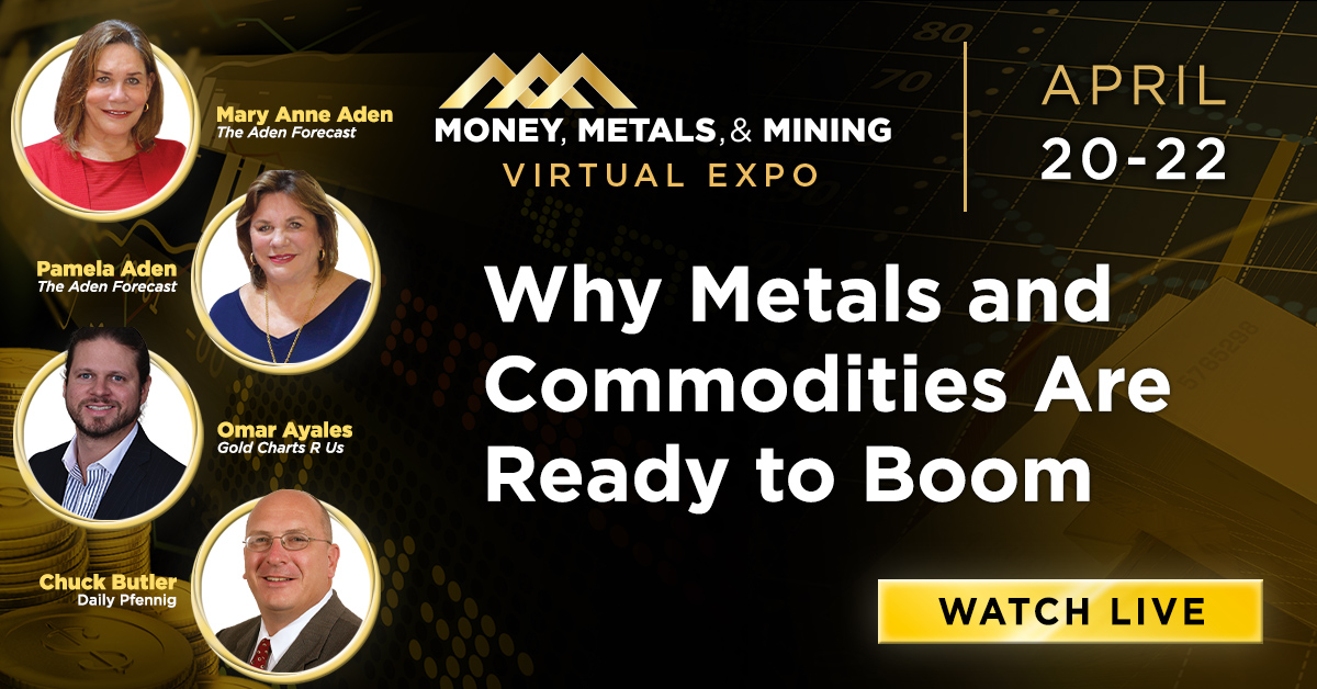 Why Metals and Commodities Are Ready to Boom
