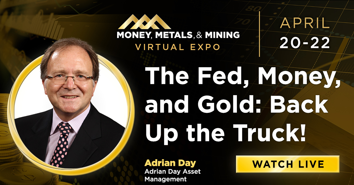 The Fed, Money, and Gold: Back Up the Truck!