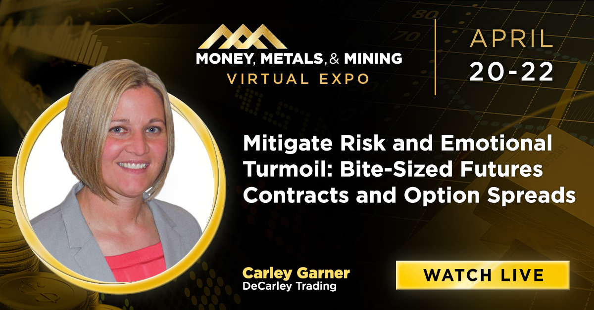 Mitigate Risk and Emotional Turmoil: Bite-Sized Futures Contracts and Option Spreads