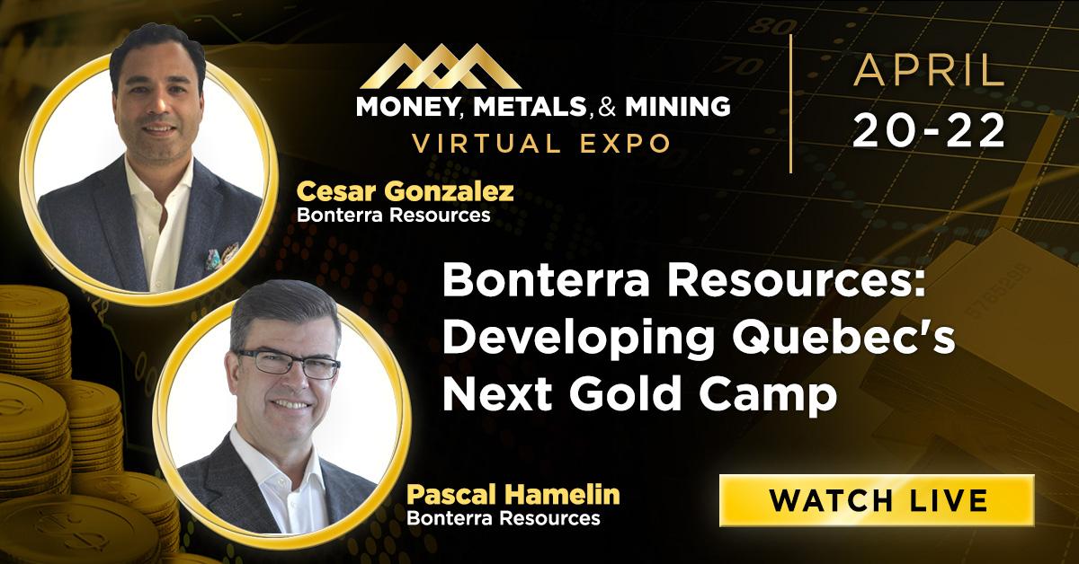 Bonterra Resources: Developing Quebec's Next Gold Camp