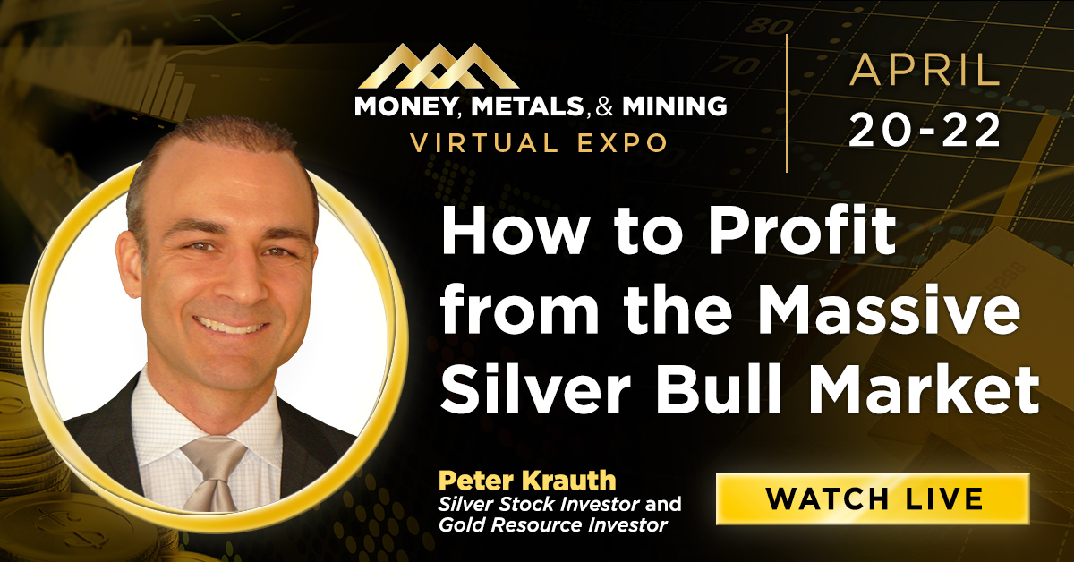How to Profit from the Massive Silver Bull Market