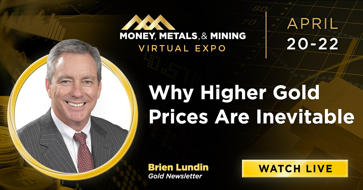 Why Higher Gold Prices Are Inevitable