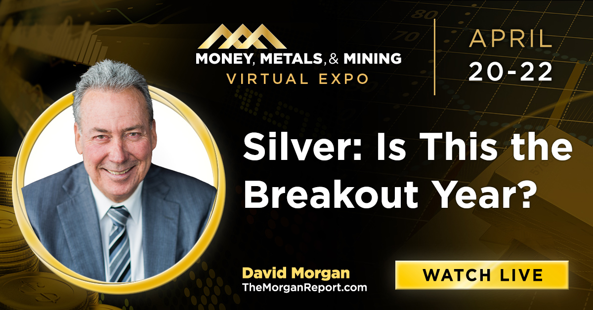 Silver: Is This the Breakout Year?