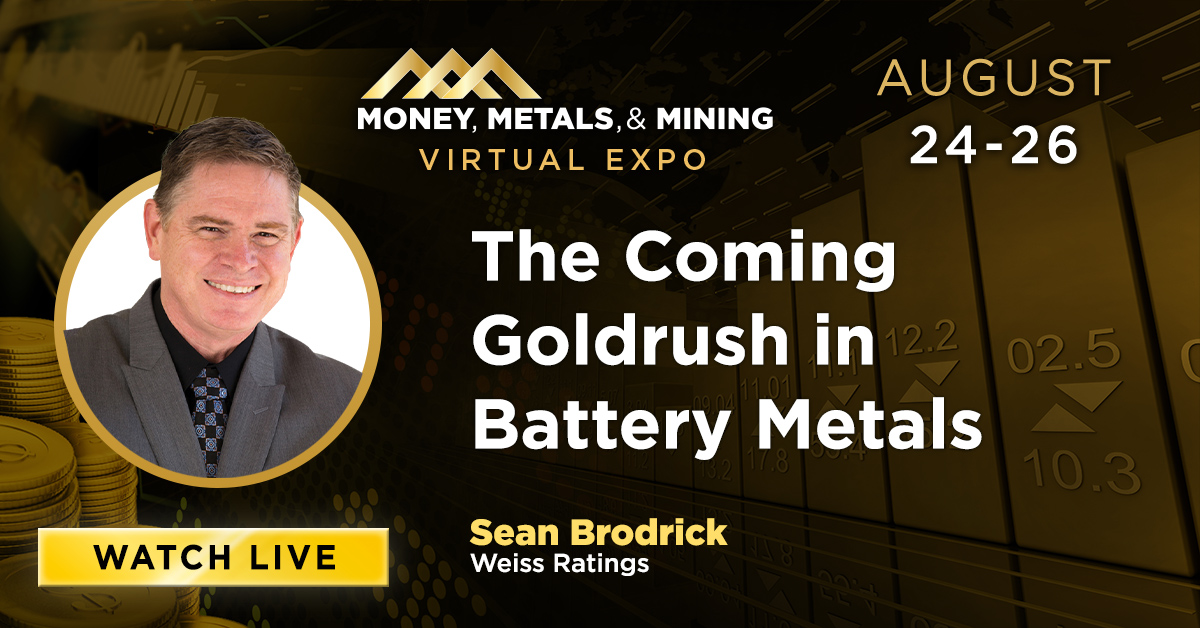 The Coming Goldrush in Battery Metals