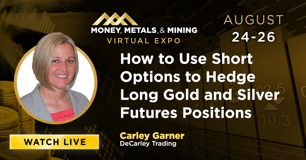 How to Use Short Options to Hedge Long Gold and Silver Futures Positions