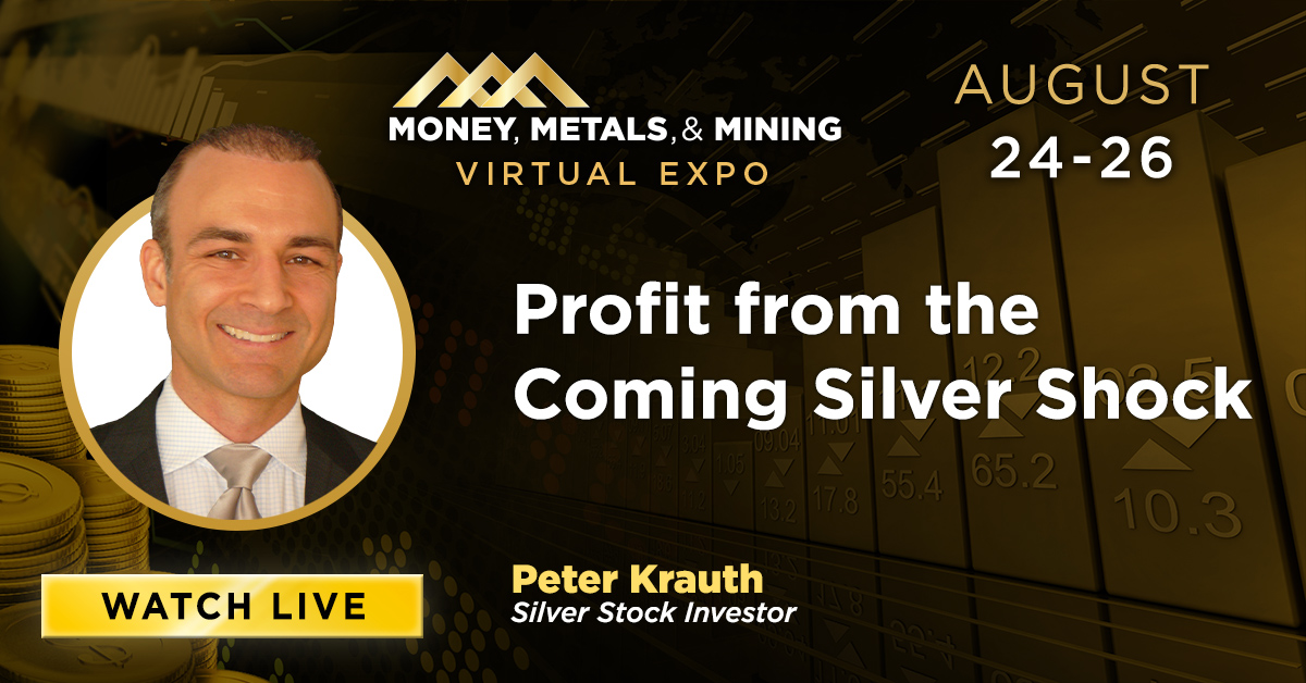 Profit from the Coming Silver Shock