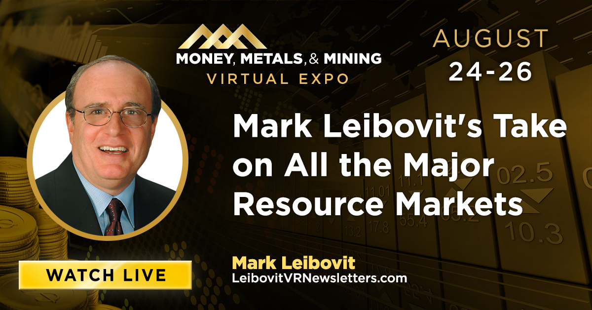 Mark Leibovit's Take on All the Major Resource Markets