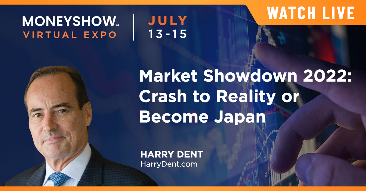 Market Showdown 2022: Crash to Reality or Become Japan