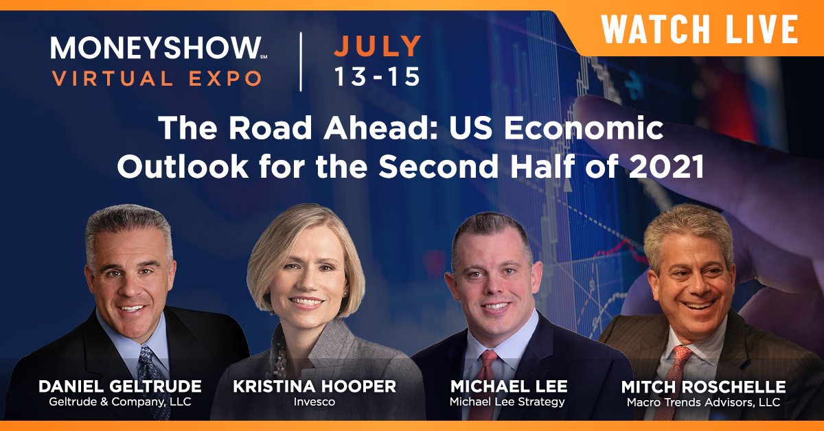 The Road Ahead: US Economic Outlook for the Second Half of 2021
