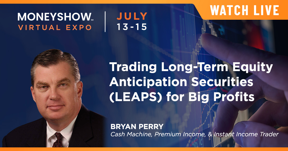Trading Long-Term Equity Anticipation Securities (LEAPS) for Big Profits
