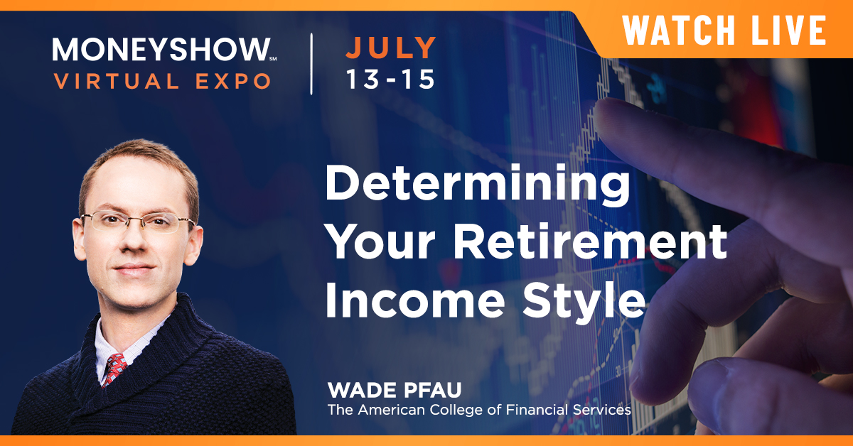 Determining Your Retirement Income Style
