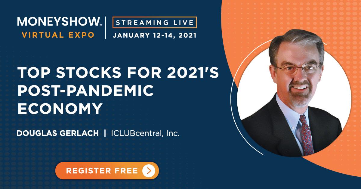 Top Stocks for 2021's Post-Pandemic Economy