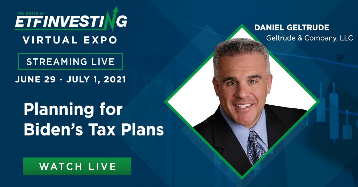 Planning for Biden's Tax Plans