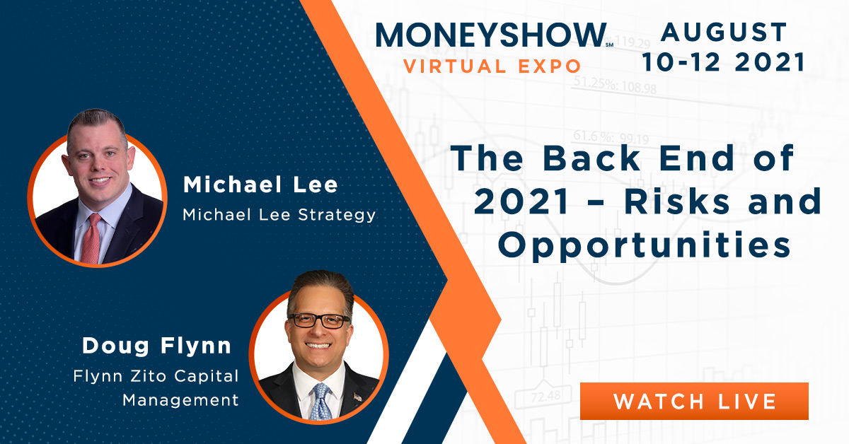 The Back End of 2021 - Risks and Opportunities